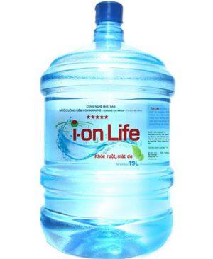 nước tinh khiết ion life