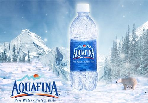 Bảng giá thùng nước suối Aquafina chính hãng