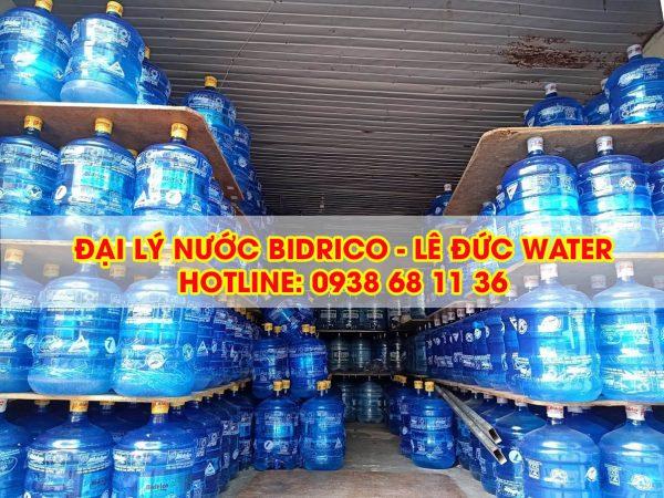 Đại lý đổi nước bình Bidrico quận 12 gần đây