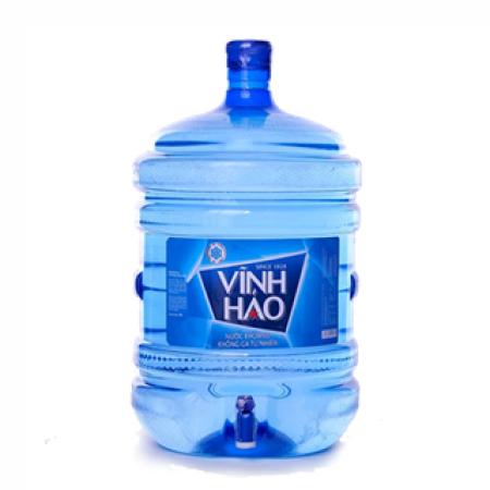 Đại lý nước uống Vĩnh hảo bình 20 lít quận 3