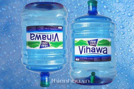 Đại lý nước Vihawa bình 20 lít quận 3