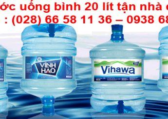 Nước bình Vĩnh Hảo Vihawa