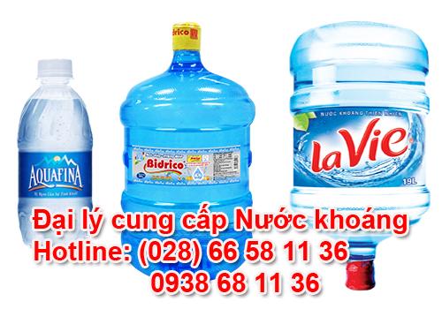 Đại lý nước quận 10 - Lê Đức Water