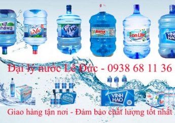 Đại lý nước uống Lê Đức Water
