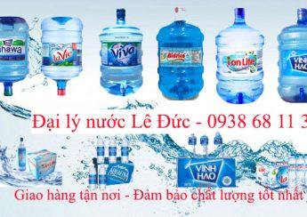 đại lý nước Lê Đức Water