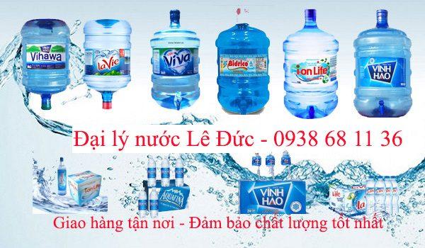 Đại lý giao nước uống quận 6 gần đây nhất
