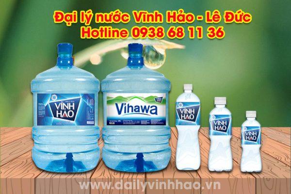 Đại lý nước Vĩnh Hảo Vihawa quận Gò Vấp gần đây