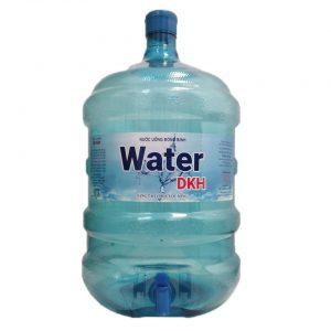 Nước bình 20L giá rẻ Water DKH